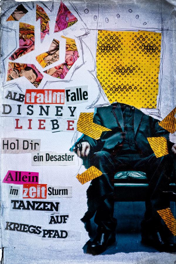 Albtraumfalle Disneyliebe (2009)