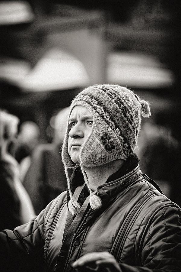 Faces of Berlin II (2009)