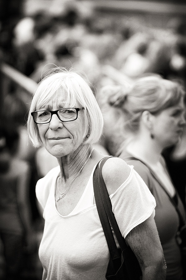 Faces of Hamburg II (2011)