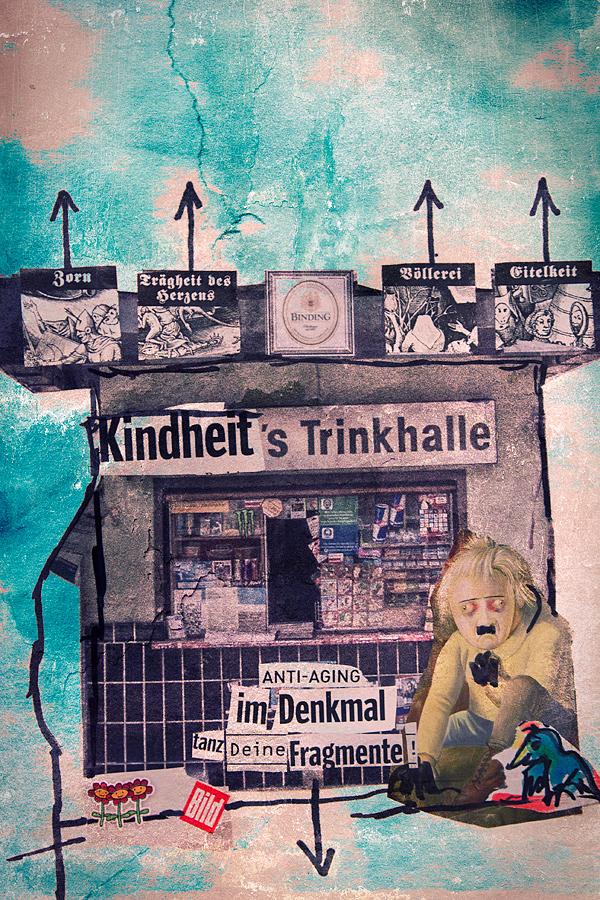 Kindheit's Trinkhalle (2013)